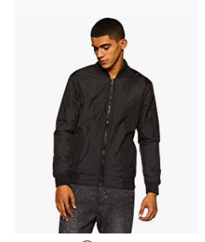 Min 65% Off On Fort Collins or Qube by Fort Collins Mens Bomber Jackets